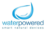 logo water powered